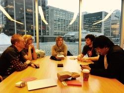 Deliberating Trustees